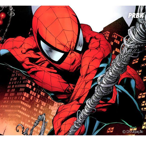 Homem-Aranha e as histórias mais bizarras do herói nos quadrinhos!