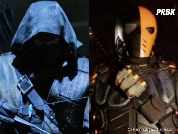 """Se prepare para sofrer nas mãos do Destruidor e do Arqueiro Negro na série """"Arrow"""", da The CW!"""