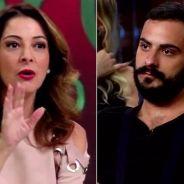 """Do """"MasterChef Profissionais"""": Ana Paula Padrão discute com Marcelo e Dário em reunião do reality!"""