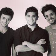 Felipe Simas diz que Bruno Gissoni e Rodrigo Simas torcem por sua estreia na TV