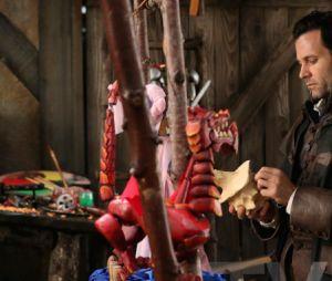 """Em """"Once Upon a Time"""": na 6ª temporada, Pinóquio tem sua primeira foto divulgada!"""