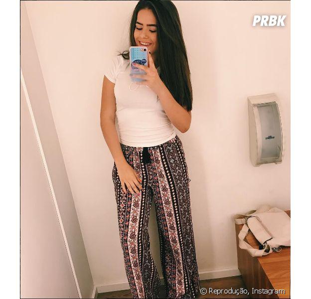 Maisa Silva passa férias no sítio do avô e mostra tudo no Instagram!