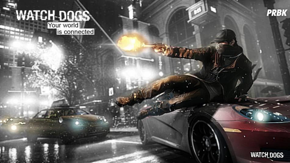 """""""Watch Dogs"""" é um dos jogos mais aguardados da Ubisoft junto com """"Assassin's Creed 4"""""""