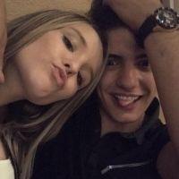 Larissa Manoela e Matheus Pinheiro namorando? Possível affair da atriz comemora sucesso no Instagram