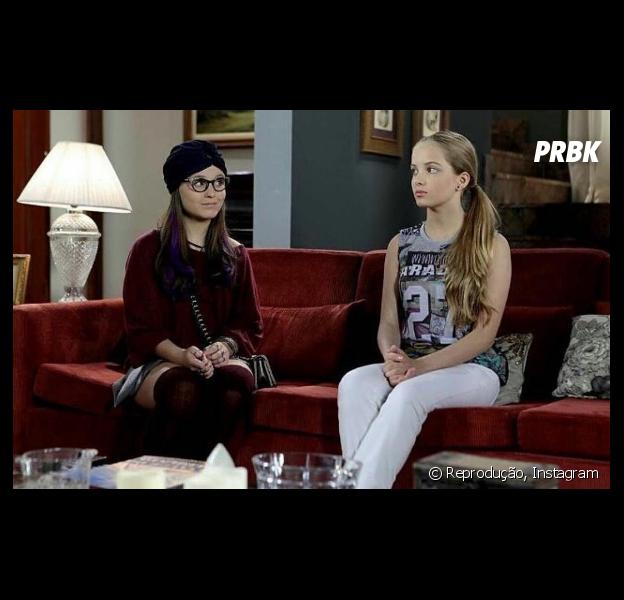 Larissa Manoela e Giovanna Chaves inimigas? Loira manda suposta indireta para ex-colega de trabalho e causa comentários!
