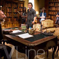 """Em """"The Walking Dead"""": na 7ª temporada, Rick, Daryl e Michonne aparecem em 1ª foto após hiato!"""