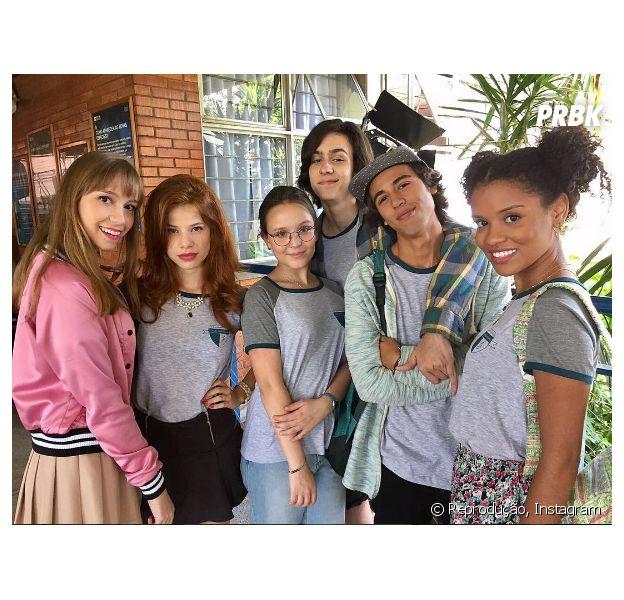 """Larissa Manoela publica foto do filme """"Meus 15 Anos"""" e mostra sua personagem, Bia!"""