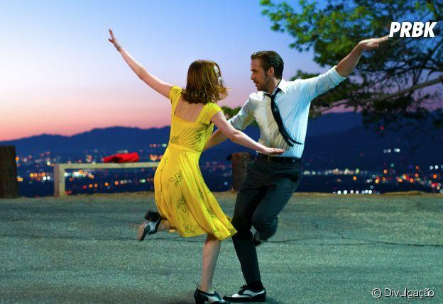 """Filme """"La La Land"""" foi o grande vencedor do Globo de Ouro 2017!"""