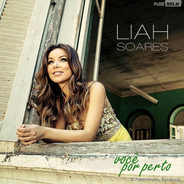 Liah Soares já terminou de gravar seu novo trabalho