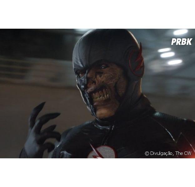 """Em """"The Flash"""": Flash Negro (Teddy Sears) tem retorno confirmado por produtor!"""