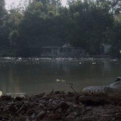 """De """"The Walking Dead"""": na 7ª temporada, gravações mostram um espião vigiando Alexandria!"""
