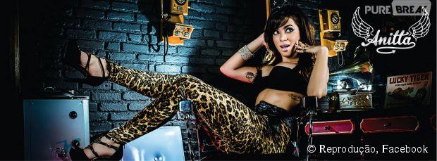 6 motivos para lhe provar que Anitta é uma diva!