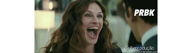 Júlia Roberts se emociona com seu Faceswap em tempo real