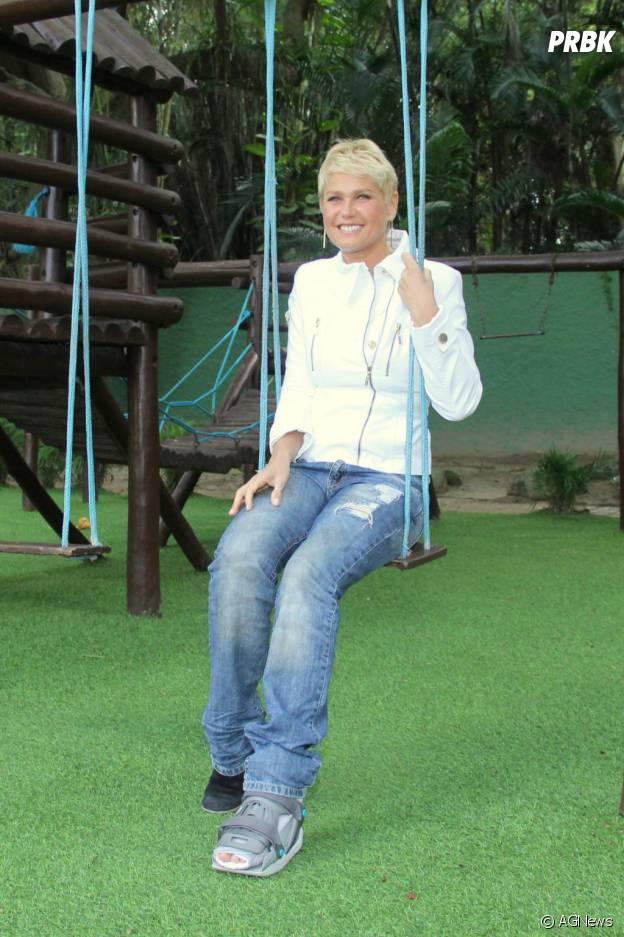 Xuxa se chama Maria das Graças