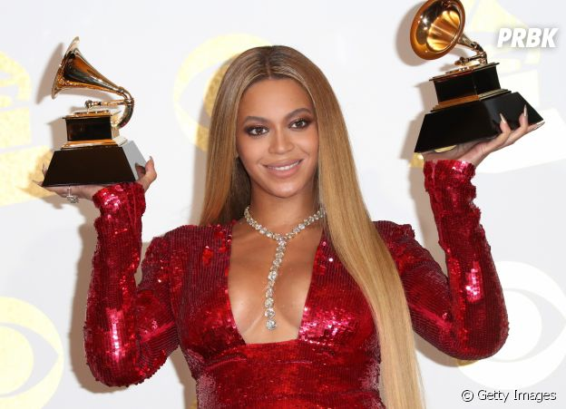 No Grammy 2017, Beyoncé garantiu 2 prêmios