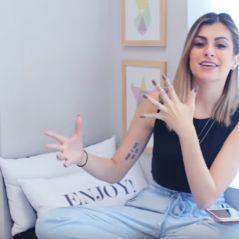 Nah Cardoso revela quais são as suas séries favoritas em vídeo no Youtube!
