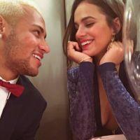 Bruna Marquezine comemora Valentine's Day com Neymar Jr. em Paris e posta foto fofa no Instagram!