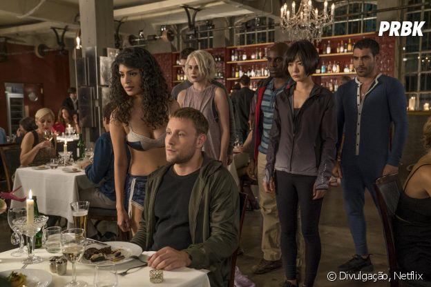 """Novas imagens da 2ª temporada de """"Sense8"""""""