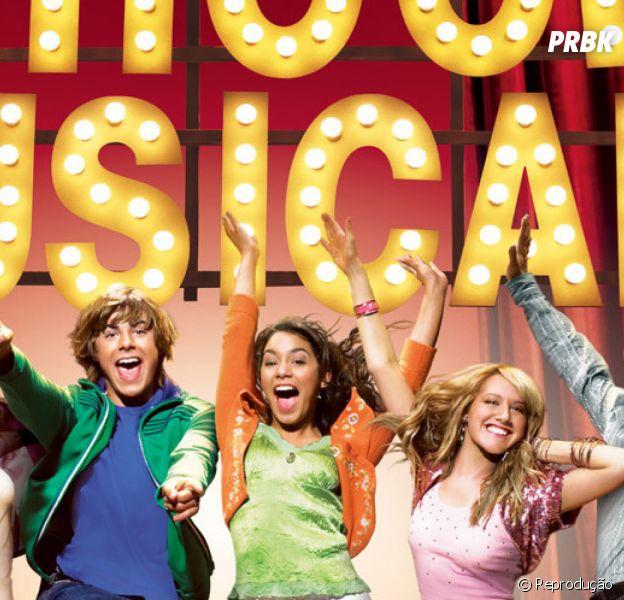 """Produção do filme """"High School Musical 4"""" já procura novos atores!"""