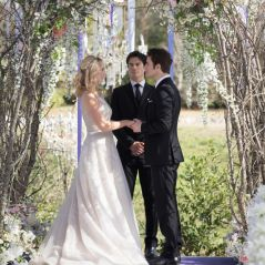 "Final ""The Vampire Diaries"": Paul Wesley fala do casamento entre Stefan e Caroline: ""Surpreendente"""