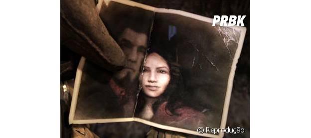"""O casal de """"Gears Of War"""", Maria e Dominic"""