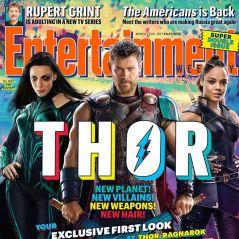 """De """"Thor: Ragnarok"""": Chris Hemsworth aparece com novo visual na pele do herói e surpreende fãs!"""