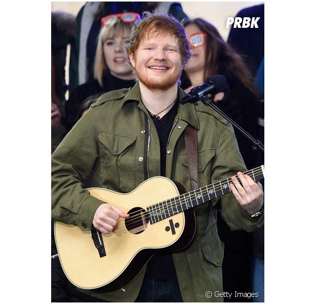 Ed Sheeran e sua música incríveis que não viraram hit e você precisa conhecer!