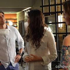 """Na novela """"Em Família"""": Cadu termina com Clara e enfrenta Marina!"""