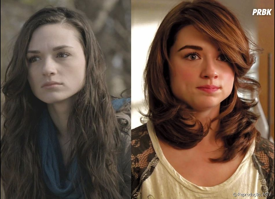 "De ""Teen Wolf"": Allison (Crystal Reed) na 1ª e 3ª temporada"