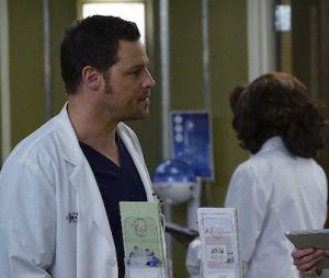 """Meredith (Ellen Pompeo) e Alex (Justin Chambers)? Tudo é possível em """"Grey's Anatomy""""!"""