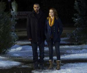 """Será que teremos uma reaproximação de Jackson (Jesse Williams) e April (Sarah Drew) nos próximos episódios de """"Grey's Anatomy""""?"""