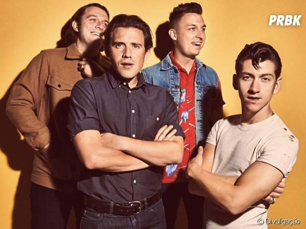 Arctic Monkeys não vem ao Brasil desde 2012