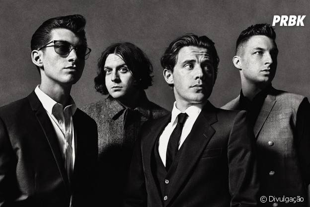 Arctic Monkeys é considerada uma das melhores bandas do século 21