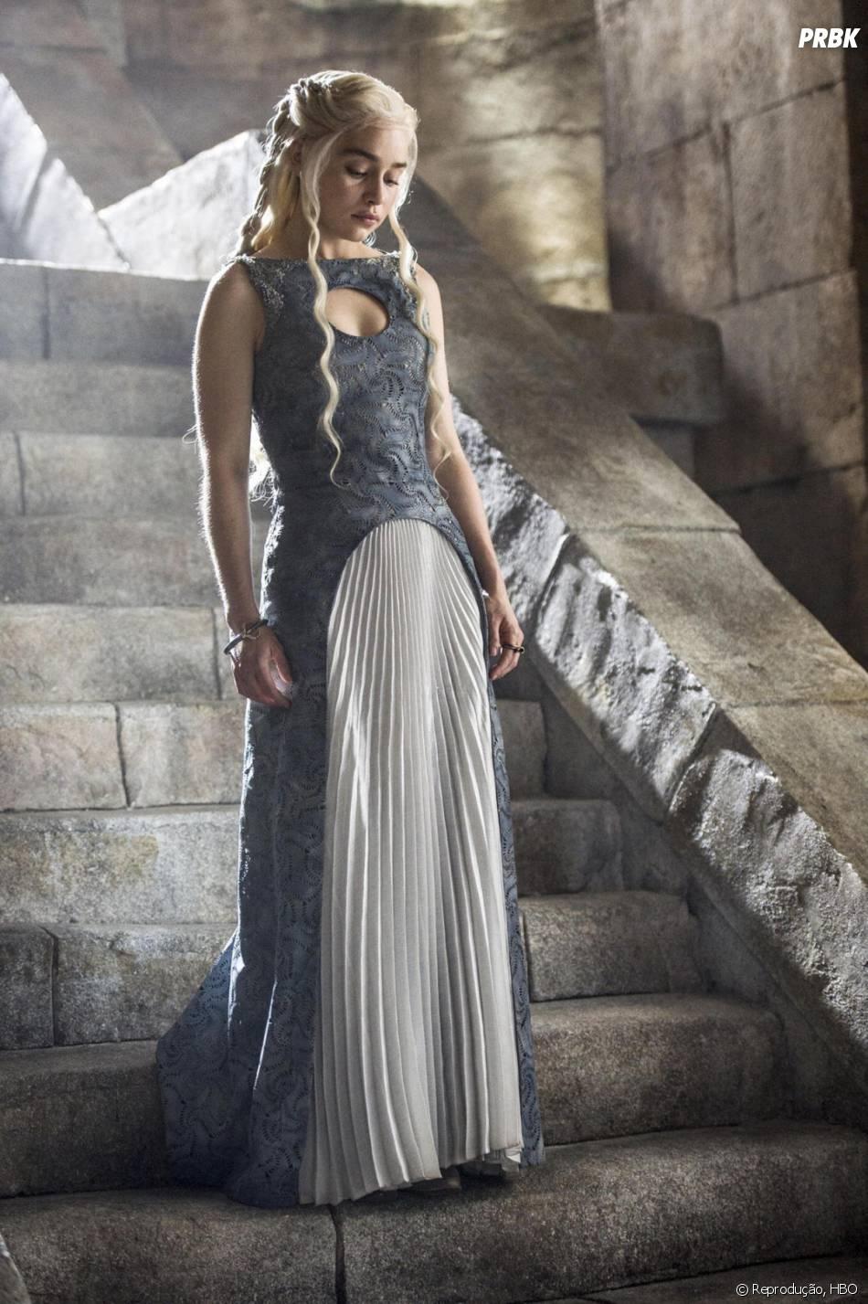 """Quais serão os próximos passos de Khaleesi (Emilia Clarke) no final de """"Game of Thrones""""?"""
