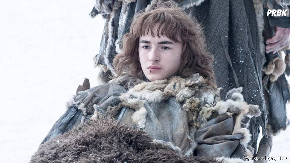 """Qual será a grande revelação que Bran (Isaac Hempstead-Wright) vai ver no final da quarta temporada de """"Game of Thrones""""?"""
