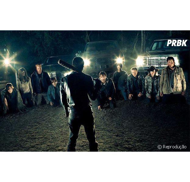 """Em """"The Walking Dead"""": final da 7ª temporada será parecido com filme vencedor de Oscar, segundo ator!"""