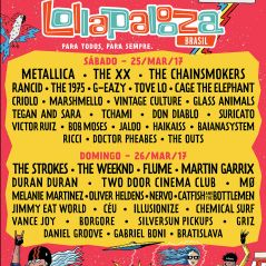 Lollapalooza 2017: The Weeknd, Tove Lo, The Chainsmokers e os possíveis setlists de cada show!