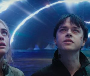 """Veja primeiro trailer de """"Valerian e a Cidade dos Mil Planetas"""""""