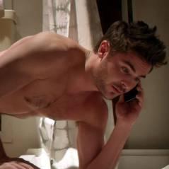 """Zac Efron fala de cena que aparece pelado: """"No set, andava com as mãos tampando"""""""