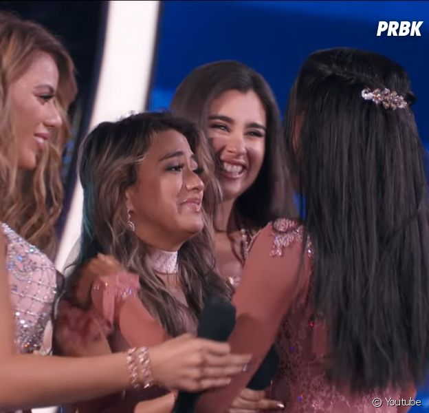 "No ""Dancing With the Stars"", Fifth Harmony canta durante apresentação de Normani Kordei"