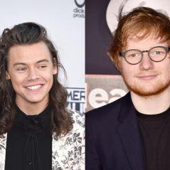 Harry Styles, do One Direction, ou Ed Sheeran: quem irá dominar o cenário musical em 2017?