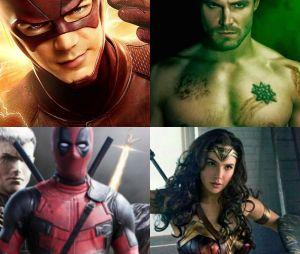"""""""The Flash"""", """"Capitão América"""", """"Mulher-Maravilha"""" e outros heróis que todo mundo ama!"""
