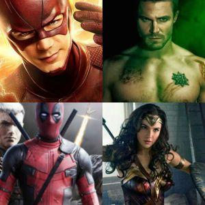 """Com """"The Flash"""", """"Capitão América"""" e mais: o que todo mundo ama em cada super-herói!"""