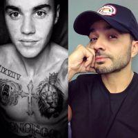 """Justin Bieber canta """"Despacito"""" com Luis Fonsi durante show da """"Purpose Tour"""" em Porto Rico!"""