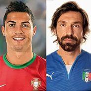 Veja o antes e depois dos 9 jogadores mais famosos da Copa 2014