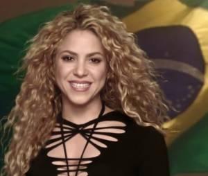 """Shakira deve cantar a música """"La La La"""", que está fazendo bastante sucesso com o público, na Copa"""