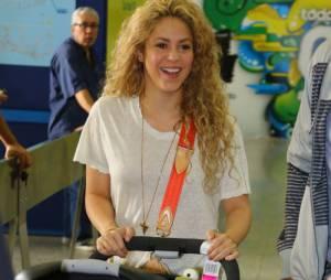 A última vez que Shakira veio ao Brasil foi em 2013, durante a Copa das Confederações
