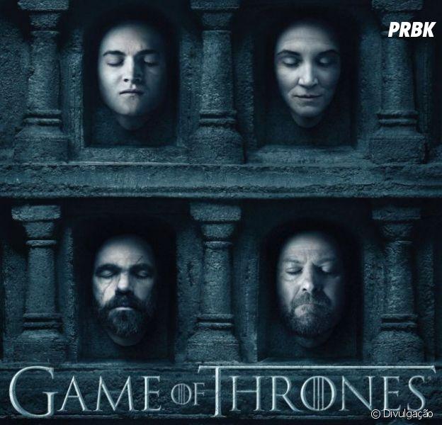 """De """"Game of Thrones"""", série derivada está sendo produzida pela HBO"""