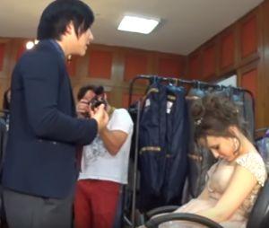Larissa Manoela é hipnotizada por Pyong Lee e realiza sonho!