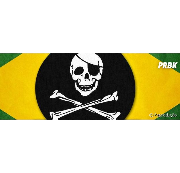 Brasil ocupa quarto lugar no ranking de pirataria de filmes baixados por torrent
